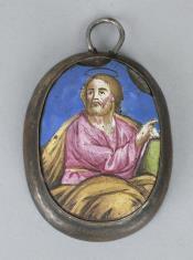 Miniatura rosyjska św. Marek