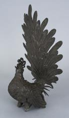 Kadzielnica w formie mitycznego ptaka HO
