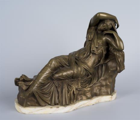 Ferdinand Barbedienne, Śpiąca Ariadna