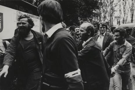 Stanisław Markowski, Reportaż: Gdańsk - sierpień 80 (Idący)