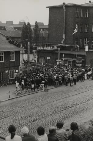 Stanisław Markowski, Reportaż: Gdańsk-sierpień 80 (Brama nr 1)
