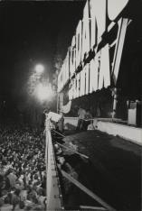 Reportaż: Gdańsk-sierpień 80 (Stocznia w nocy)