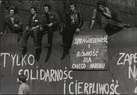 Stanisław Markowski, Reportaż: Gdańsk-sierpień 80 (Hasła)