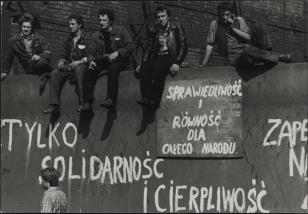 Reportaż: Gdańsk-sierpień 80 (Hasła)