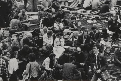 Stanisław Markowski, Reportaż: Gdańsk - sierpień 80 (Czekający)