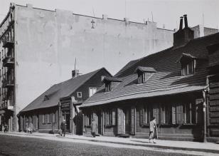 Łódź. Ulica Sienkiewicza