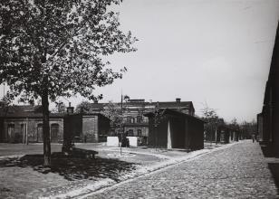Łódź. Osiedle robotnicze na Księzym Młynie
