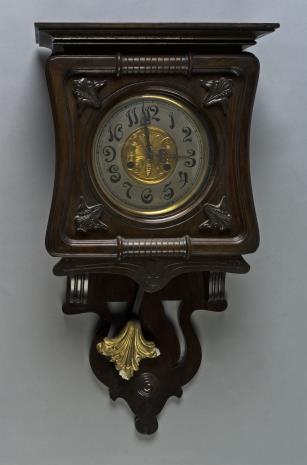 Fabryka zegarów Gustawa Beckera, Zegar ścienny