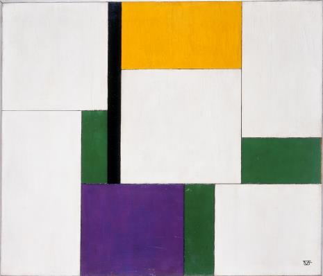 Georges Vantongerloo, Kompozycja trzech równoważników
