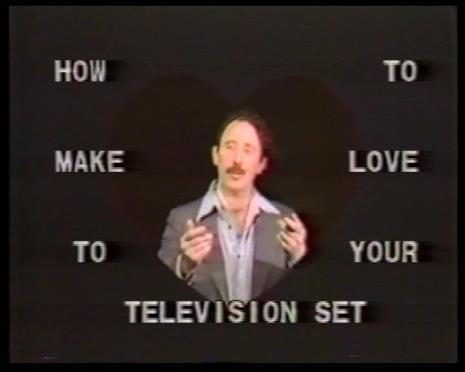 Douglas Davis,  Jak się kochać z telewizorem