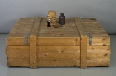 Joseph Beuys, Polentransport 1981 / Transport do Polski 1981