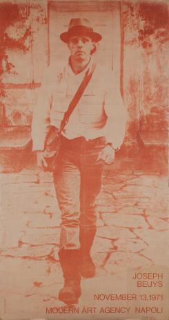 Joseph Beuys, My jesteśmy rewolucją [La Rivoluzione siamo Noi]