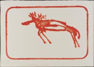 Łoś, czerwony łoś [Elch, Roter Elch]