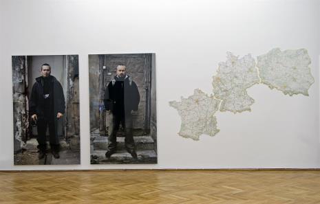 Robert Kuśmirowski, Łódź - Paryż