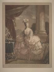 Portret Marii Antoniny
