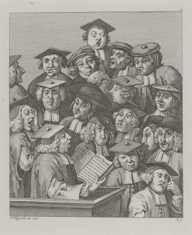 Ernst Ludwig Riepenhausen, Wykład