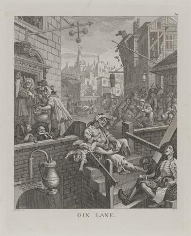 Ernst Ludwig Riepenhausen, Gin Lane