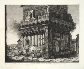 Rzym - Casa di Cola di Rienze