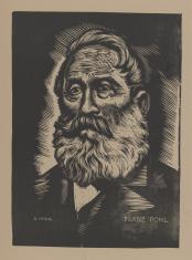 Portret Franza Pohla
