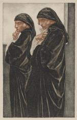 Dwie mniszki