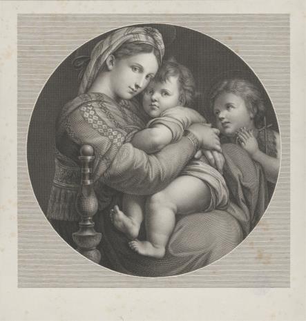 Paolo Toschi, Matka Boska z Dzieciątkiem i św. Janem Chrzcicielem