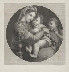 Matka Boska z Dzieciątkiem i św. Janem Chrzcicielem