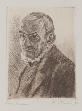 Erich Fuchs, Typ woźnicy