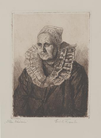 Erich Fuchs, Wieśniaczka śląska