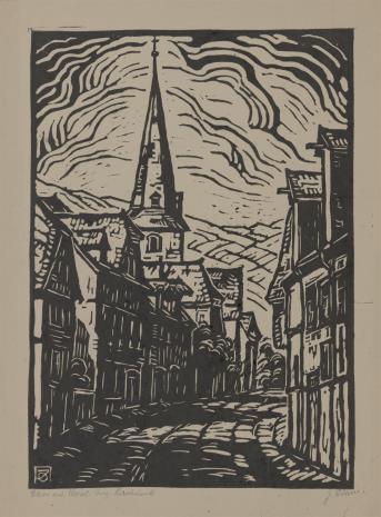 Johann (Hans) Otto, Brencastel-Cues nad Mozelą