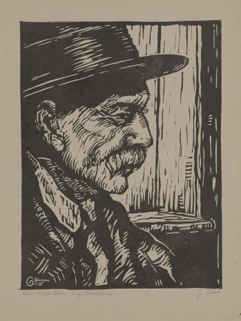 Johann (Hans) Otto, Wieśniak luksemburski