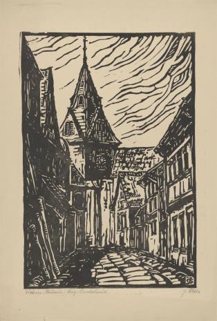 Johann (Hans) Otto, Idstein nad Taunusem