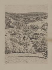 Widok wsi