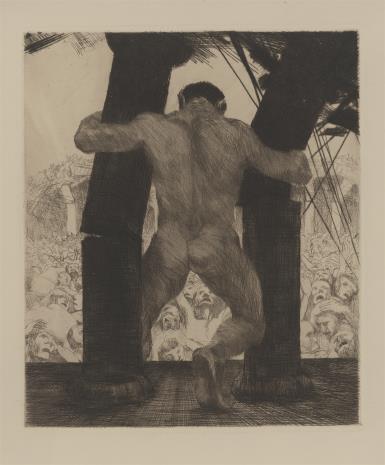 Adolf Ferdinand Schinnerer, Samson