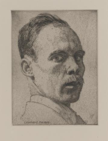 Heinrich Wolf, Żebrak