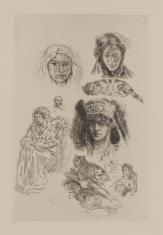 Szkice o tematyce arabskiej
