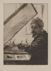 Autoportret II