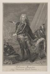 Portret Augusta III, króla polskiego
