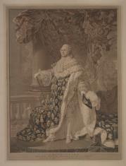 Portret Ludwika XVI, króla francuskiego