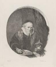 Portret Jana Sylviusa