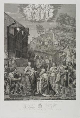 Carlo Dellarocca, Pokłon Trzech Króli
