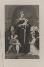 Madonna rodziny burmistrza Meyera