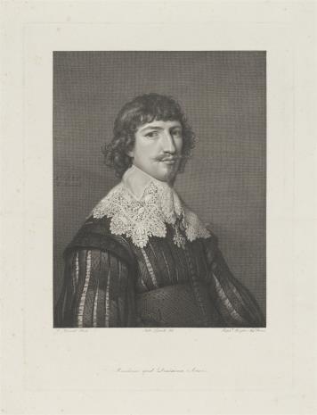 Raphael Morghen, Wilhelm II, ks. Nassau