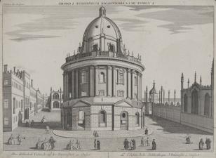 Biblioteka Uniwersytecka w Oxfordzie