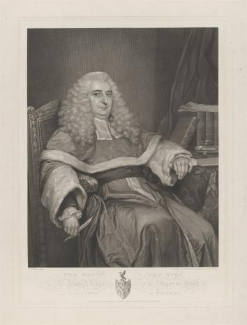 William Sharp, John Hyde, sędzia angielski w Indiach