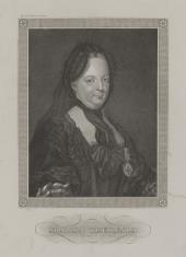 Portret cesarzowej Marii Teresy