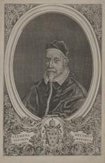 Portret papieża Klemensa X - popiersie