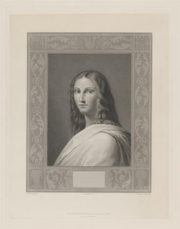 Jean Nicolas Laugier, Portret Fryderyka księcia Urbino