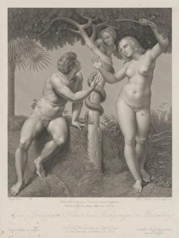 Friedrich Müller, Adam i Ewa