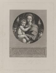 Madonna z Dzieciątkiem i dwoma aniołami