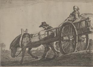 Wóz o dwóch kołach